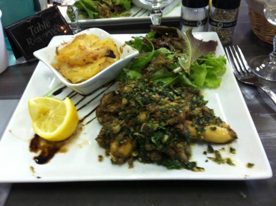 Cuisine du sud lyon restaurant bewertungen for Agencement cuisine du sud