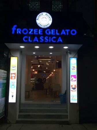 Frozee Gelato Creamery