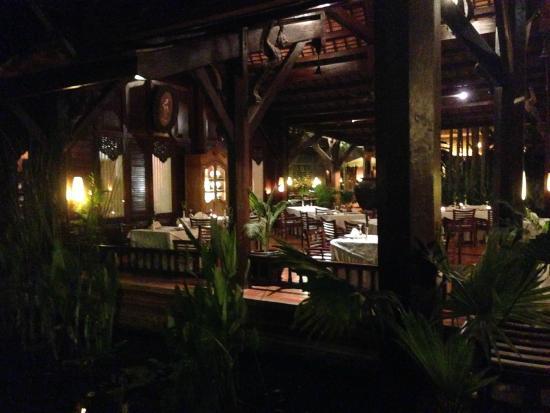 Angkor Village Resort: Restaurant