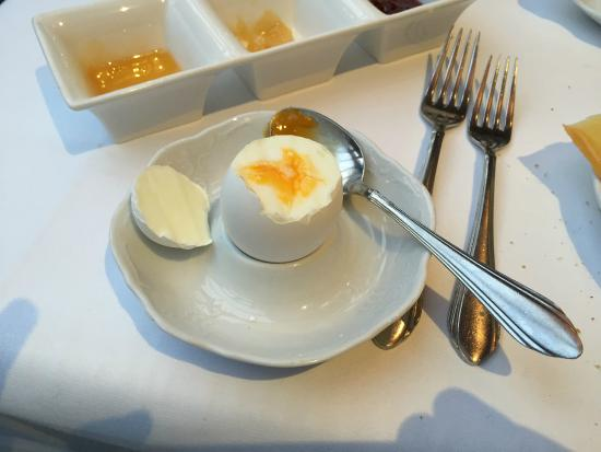 Sailauf, Deutschland: Eggs cooked just like I asked