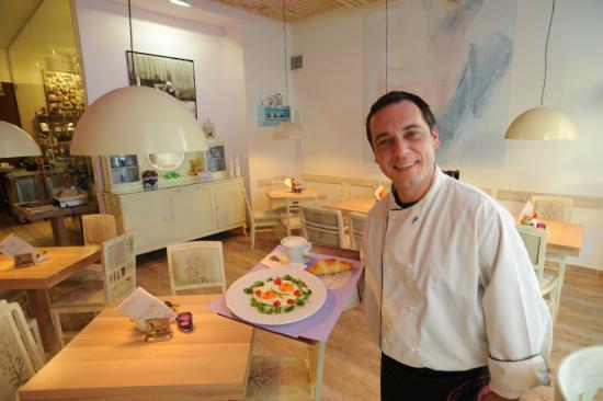 Bistro Fotic : chef