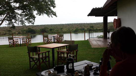 Buhala Lodge view