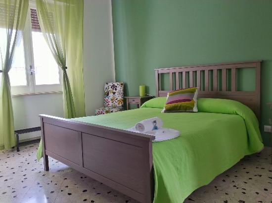 Bquadro Bed & Breakfast: La verde