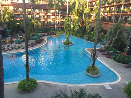 Conjoining rooms - Picture of Patong Merlin Hotel, Patong ...