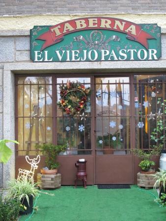 Taberna El Viejo Pastor