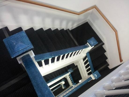 Park Hotel: Stairs