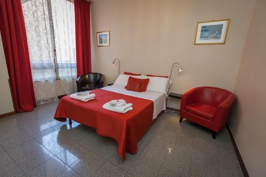 Residence & Hotel  Aramis Milan Downtown: superior triple room garden view