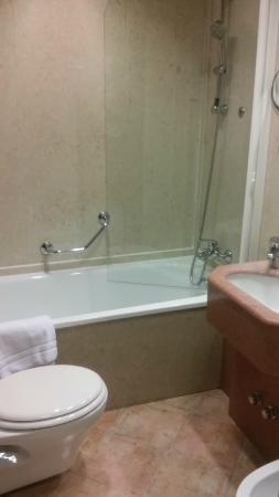 BEST WESTERN  Hotel Astoria: Badezimmer mit WC