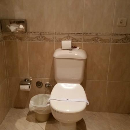 Mediterranean Azur Hotel: Bathroom