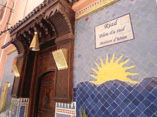Riad Bleu Du Sud: Raid bleu du sud