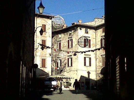 Hotel Gattapone: Gubbio