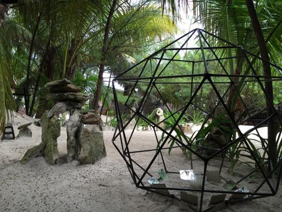 Uno Astro Lodge: Le cœur de l'astrolodge.