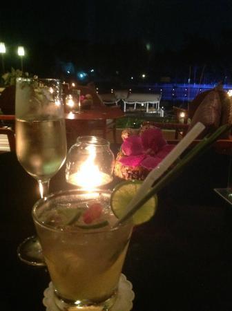 Ratilanna Riverside Spa Resort Chiang Mai: Tom Yum Vodka