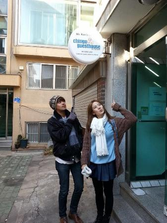 Chingu guesthouse: Good place