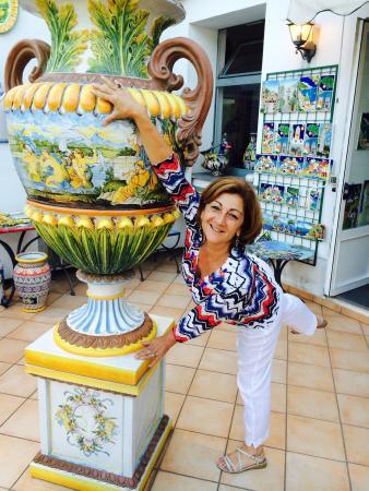 Ceramiche Cosmolena di Margherita di Palma
