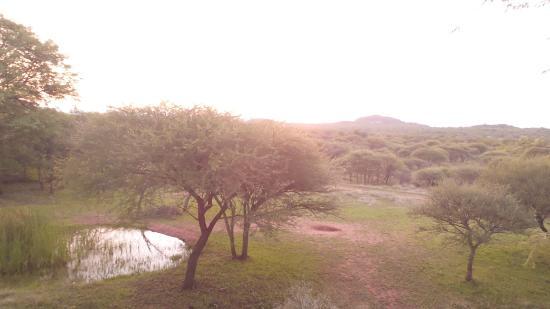 Thaba Khaya Lodge, Sable Ranch: View