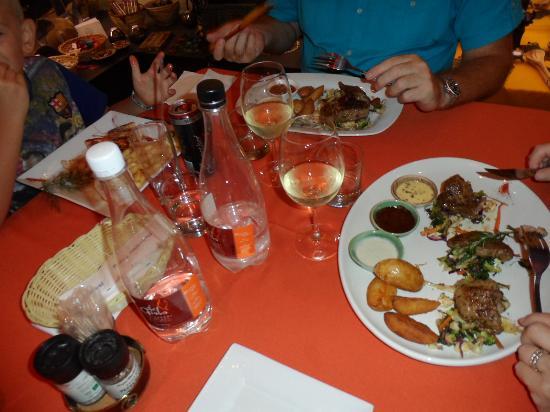 The Girl`s Restaurant: GirlsGR8meal
