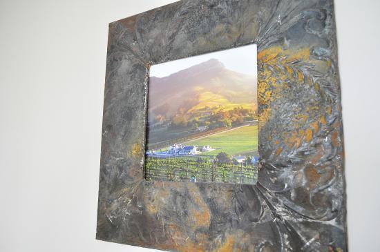Zorgvliet Country Lodge: Fotos vom Anwesen im Zimmer