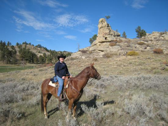 Lonesome Spur Ranch: Just out and about