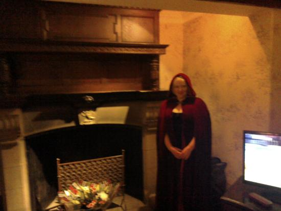 Otterburn Castle Country House Hotel: my princess