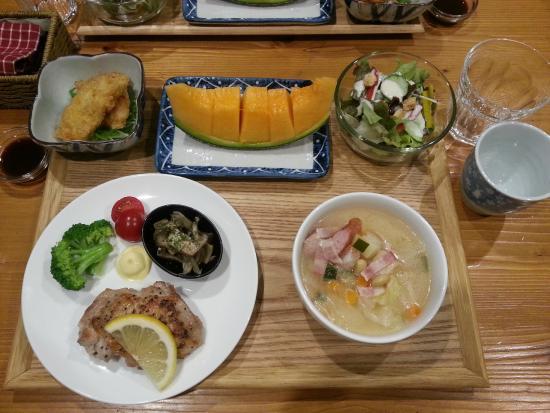 Guesthouse Akane-yado: Dinner