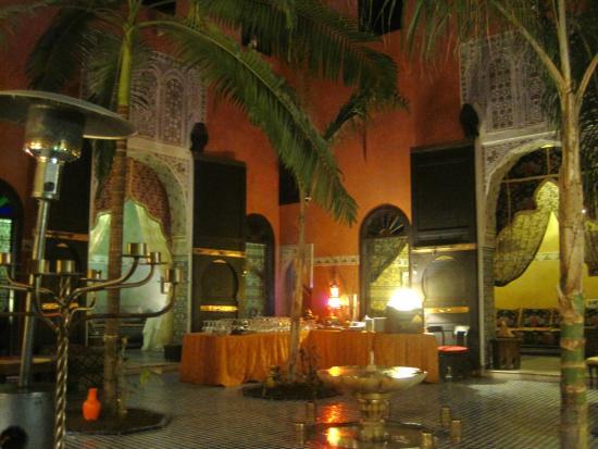 Dar Anebar : Hotel e áreas