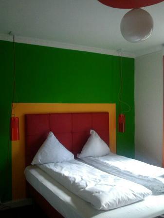 Annex Copenhagen: Single room with shared bathroom