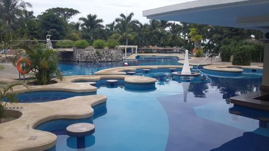 Hotel Riu Guanacaste: Piscina principal