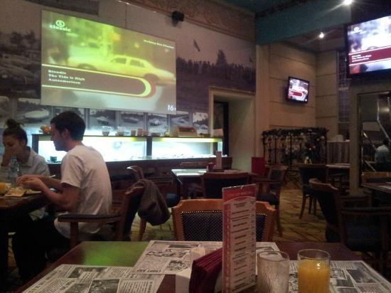Peking Hotel: Frühstückssaal