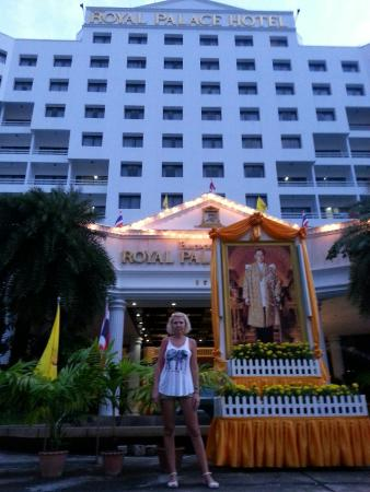 Royal Palace Hotel: royal palace