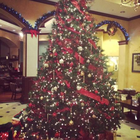 The Point Hotel & Suites: Christmas time at the point