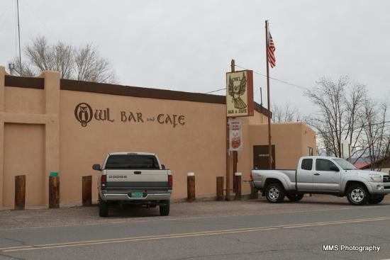 Owl Bar Cafe & Steakhouse: Owl Bar and Cafe
