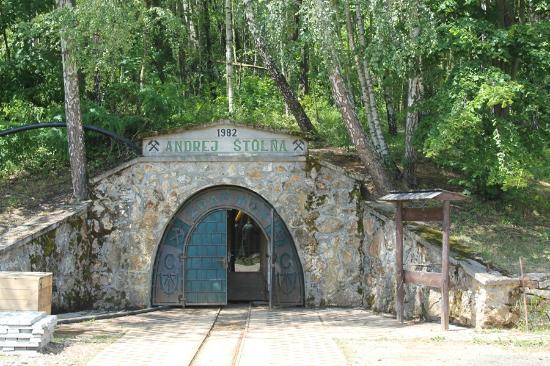 Mining Museum Andrej Adit, Kremnica