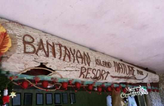 Bantayan Island Nature Park and Resort: Receiving area