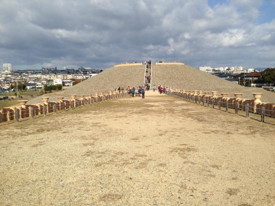 Goshikizuka Tomb: かなり大規模な土木工事技術があったのだなと
