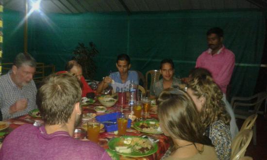 Jungle Paradiso: cooking clas