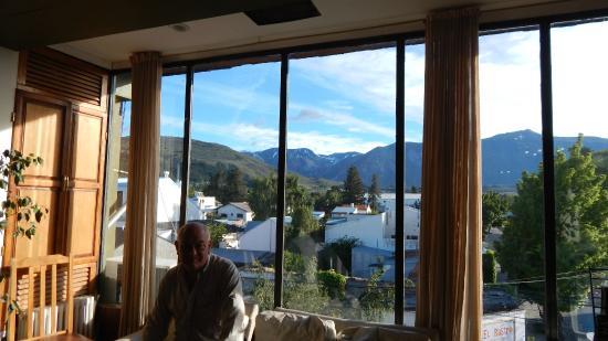 Hotel Sol Del Sur: Vista desde el desayunador