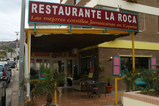 La Roca Restaurant Caribbean Grill: La Roca