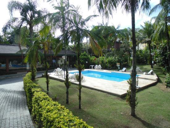 Hotel Quinta Da Bica D Agua Área Interna Com Piscina