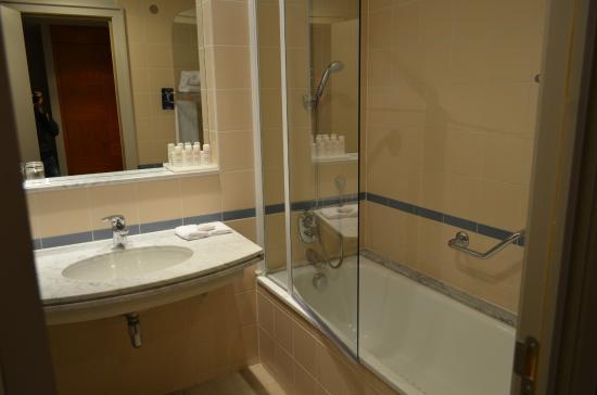 Radisson Blu Astrid Hotel, Antwerp : Bathroom