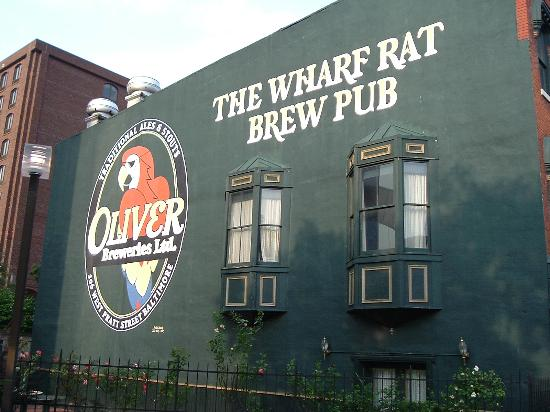 ‪The Wharf Rat‬