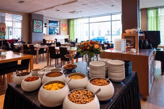 Profilhotels Hotel Uppsala: Dinner Room