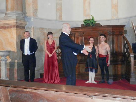 Chiesa Evangelica Valdese: Saludo