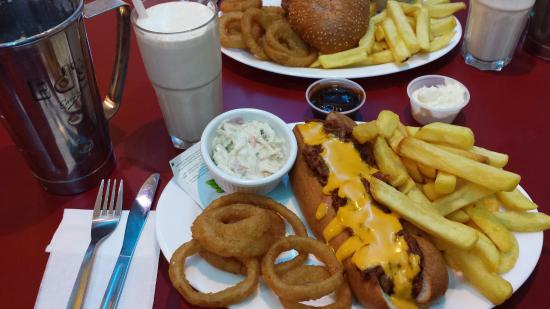 Ed's Easy Diner - Fort Kinnaird