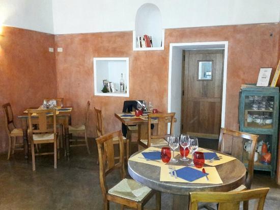 Zubebi Pantelleria : Parte della sala