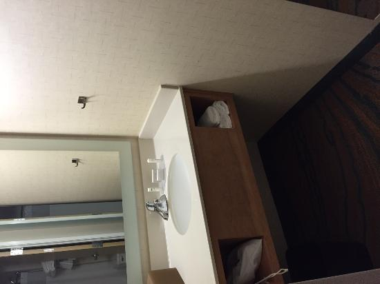 SpringHill Suites Prescott: Separate sink from bathroom