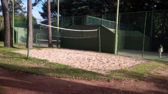 Rincon del Este Seaside Resort: vollay ball court