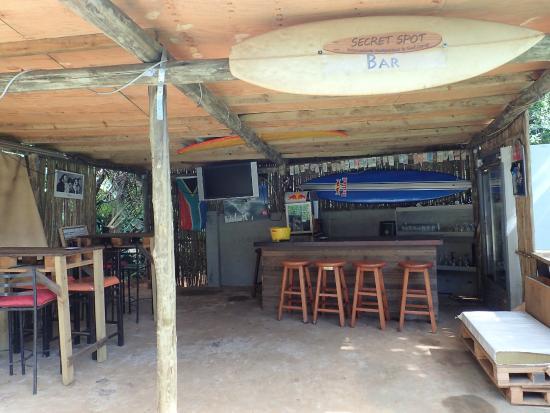 Secret Spot International Backpackers and Surf Camp: Secret Spot