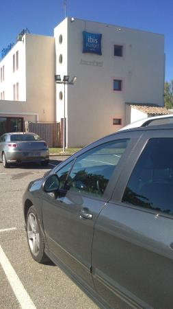 Ibis Budget Narbonne Sud: Parking