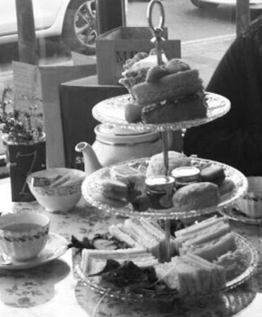 Mrs Lyon S Tea Room Wigan